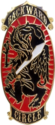 Griffin Badge *Flat